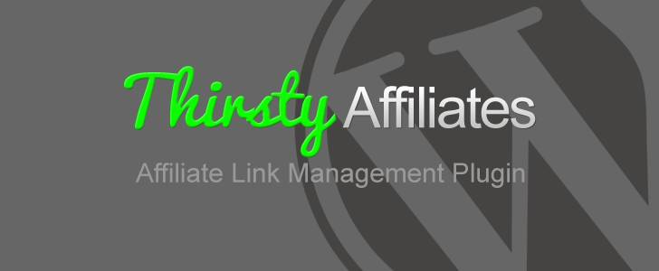 thirsty affiliates plugin